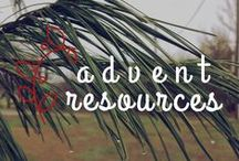 Advent Resources / by Central Territory Women's Ministries