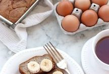 Paleo Breakfast Recipes / Paleo breakfast ideas and recipes that are grain free, gluten free, healthy, and made from real food.