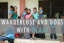TRAVELING WITH OLAAT / WWW.ONELIBRARYATATIME.ORG