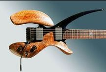 Cool Guitars / I seem to be hooked on guitars.. can't resist..