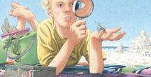 illustrations / illustrations of children books