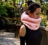 Neck Warmers / Cowls / Handmade Crocheted Products