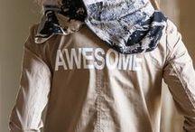 scarf bags accessories / http://www.cado.pl/ -  enjoy :)