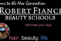 www.robertfiance.com-  Located in New Jersey! / Cosmetology, Nail, Skin Care, Make up Brush up, Teacher Training, Barbering, and more courses offered in all of our New Jersey Locations : Pitman, NJ , Perth Amboy, West New York, and North Plainfiled. www.learnhairandmakeup.com www.robertfiance.com / by Robert Fiance