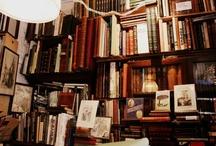 Bookshelves: my paradise