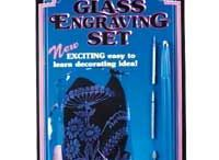 Glass Engraving / Project ideas devoted to Glass Etching & engraving