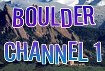 Boulder Channel 1 / Boulder Channel 1 is your local internet Television and Newspaper: News Weather Sports Food Movies Shopping,