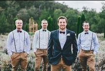 Wedding idea_Groomsmen / by Becky Chien