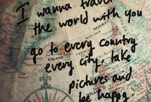 Frases viajeras / Travel statements