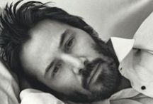Keanu Reeves / One of the sexiest boy/man stars in Hollywood. / by Barbara Dee