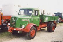 Old European trucks  / by Robert Lemmens