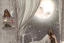Fairy, Moon, Stars and Fanthasy World