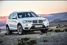 BMW X3 / Da oltre dieci anni simbolo di dinamica sportiva e di robusta agilità: la Nuova BMW X3. http://www.rolandiauto.it/bmw-x3/