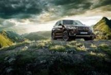 BMW X5 / Volere è potere: nuova BMW X5, the boss is back.