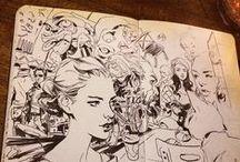 Gorgeus Sketches