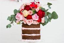 CAKE DEC: Naked Cakes