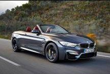 BMW M4 Cabrio / Quando la prestazione adrenalinica incontra un piacere di guidare senza fine. Apritevi al suo fascino.