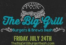 Big Grill Burger Bash / Big Grill Burger Bash 2014 Dish Prospects