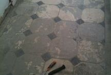 Limestone Floor Restoration / Previous Limestone restoration projects