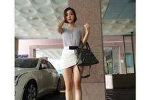 HOT KOREAN GIRL (Image quality is bad) / 사랑스러운 아름다운 한국 여성을 좋아해요 (화상 퀄리티가 나쁘다)