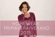 MASSANA Pijamas Mujer '15 / Nueva colección Pijamas Mujer Verano 2015