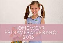 MASSANA Pijamas Niña '15 / Colección pijamas niña verano 2015