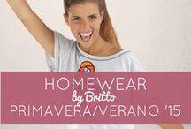 Britto by MASSANA '15 / Pijamas de la colección Romero Britto by Massana Primavera/Verano 2015