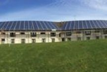 Lancaster House Hotel - 85kW Solar PV, Lancashire / Photos from our 85kW solar PV installation at Lancaster House Hotel in Lacashire during April 2015.