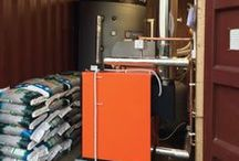 Swallow Barn - 67kW Biomass Boiler, Yorkshire / Uur 67kW Biomass Boiler at Swallow Barn in Yorkshire will dramatically cut our customer's reliance on conventional heating, all whilst benefiting from the Renewable Heating Incentive.