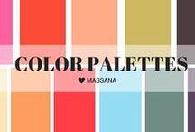 MASSANA Palettes