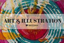 MASSANA Art & Illustration