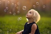 Little Ones / Child Photography. Posing, ideas, fun.