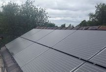 2.5kW Solar PV - Kingsley, Cheshire (domestic) / Take a look at our images from the 2.5kW domestic installation we installed at Kingsley, Cheshire during June 2015.