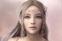 Shaiya * Etaine / Fantasy