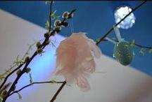 S V I A T K Y  M A D E  I N  S L O V A K I A / Veľká noc na Slovensku - veľkonočné ozdoby - vajíčka atď. Vianoce na Slovensku atď.
