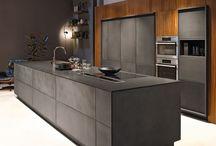 Kuchyně / Nápady na kuchyň