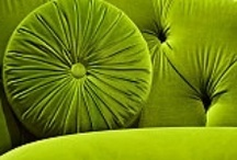 color - G R E E N S / Beautiful things that happen to be green! / by Bonnie Short