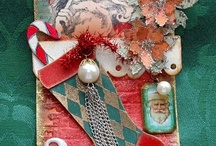 Christmas Tags / by Lisa Fullerton