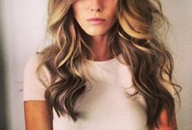 Hairspiration / Hair styles and ideas