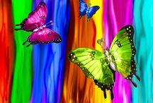 Flutter~bys / by Suez Elledge