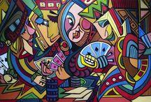 Amazing Artists / by Suez Elledge