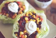 // Cook It // Vegetarian / Yummy Vegetarian recipes!