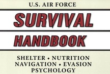 Apocalypse Sh.t / stuff you'll need for natural disasters or apocalypse -- or just for camping! / by Ro