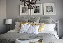 Bedroom Ideas / by Melanie Baudoin