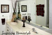 Bathroom Ideas / by Melanie Baudoin