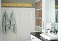 bathrooms / by Becky Boyer