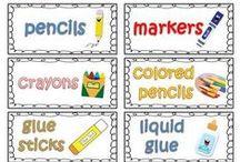 Great classroom ideas!