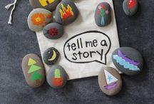 Kids Stuff / Childrens crafts, kid ideas