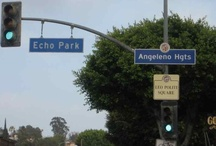 Los Angeles, CA. Sh.t / Things and places from my home town of Los Angeles - especially Echo Park (my little hood) / by Ro
