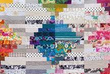 Quilts / Patchwork / by Ali Bower